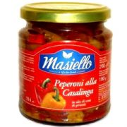 Italian Mixed Peppers in Oil